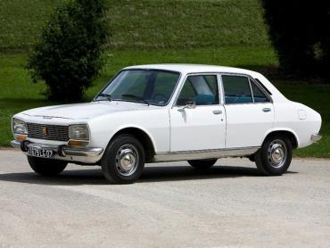 Peugeot 504 1968 1996 Седан