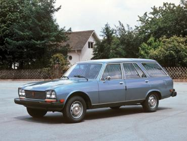 Peugeot 504 1968 1996 Универсал 5 дв.