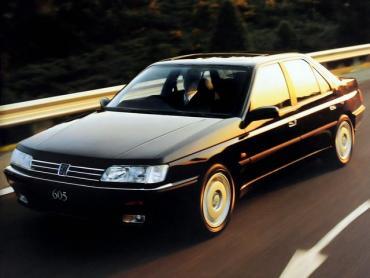 Peugeot 605 1989 1999 Седан