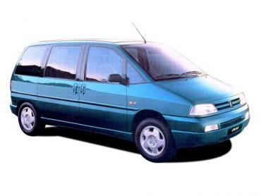 Peugeot 806 I Компактвэн