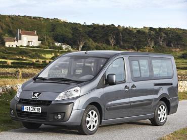 Peugeot Expert II Минивэн Long