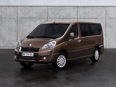 Peugeot Expert II Рестайлинг Минивэн Long