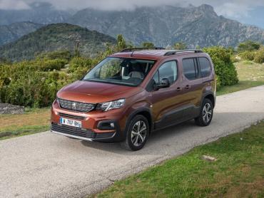 Peugeot Rifter I I Компактвэн