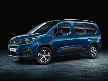 Peugeot Rifter I I Компактвэн Long