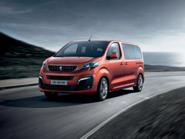 Peugeot Traveller I I Минивэн