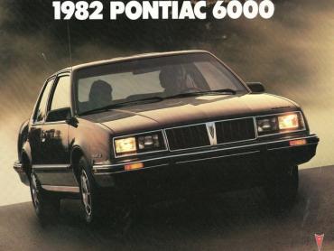 Pontiac 6000 I Купе
