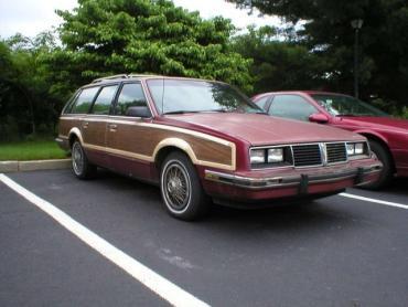 Pontiac 6000 I Универсал 5 дв.