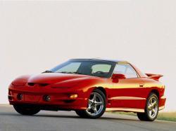 Pontiac Firebird IV Купе