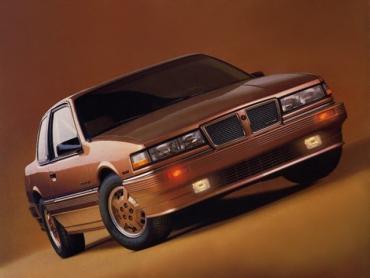 Pontiac Grand AM III Купе