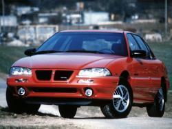 Pontiac Grand AM IV Седан