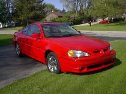 Pontiac Grand AM V Купе