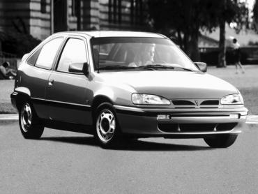Pontiac LeMans VI Рестайлинг Хэтчбек 3 дв.