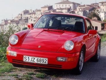 Porsche 911 964 Купе