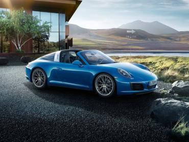 Porsche 911 991 Рестайлинг Тарга Targa