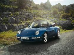 Porsche 911IV (993) Кабриолет