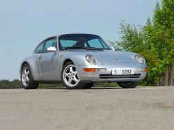 Porsche 911IV (993) Купе