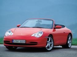 Porsche 911V (996) Рестайлинг Кабриолет