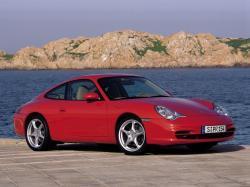 Porsche 911V (996) Рестайлинг Купе