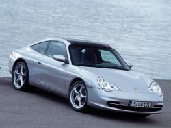 Porsche 911V (996) Рестайлинг Тарга