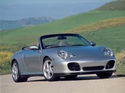 Porsche 911V (996) Кабриолет