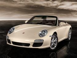 Porsche 911VI (997) Рестайлинг Кабриолет