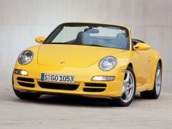 Porsche 911VI (997) Кабриолет