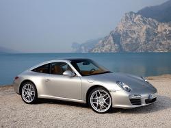 Porsche 911VI (997) Тарга
