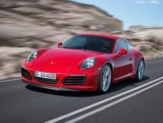 Porsche 911VII (991) Рестайлинг Купе