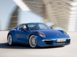 Porsche 911VII (991) Тарга