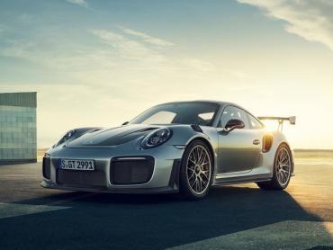 Porsche 911 GT2 991 Купе RS