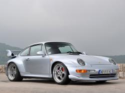 Porsche 911GT2 993