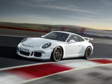 Porsche 911 GT3 991 Купе