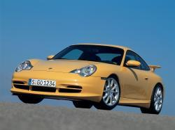 Porsche 911GT3 996Рестайлинг
