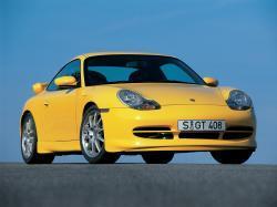 Porsche 911GT3 996