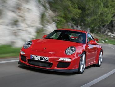Porsche 911 GT3 997 рестайлинг Купе