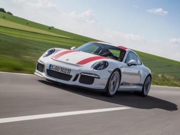 Porsche 911 R 991 Купе
