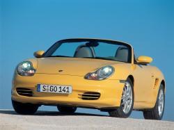Porsche Boxster I (986) Рестайлинг