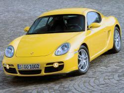 Porsche Cayman I (987)