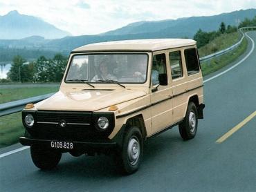PUCH G-modell w460 Внедорожник 5 дв.