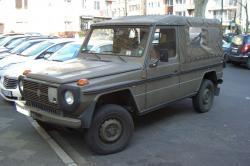 PUCH G-modell W461 Внедорожник 3дв.