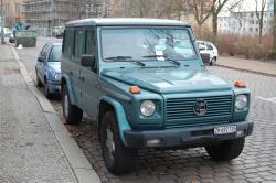 PUCH G-modell W461 Внедорожник 5дв.
