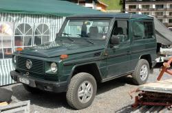 PUCH G-modell W463 Внедорожник 3дв.