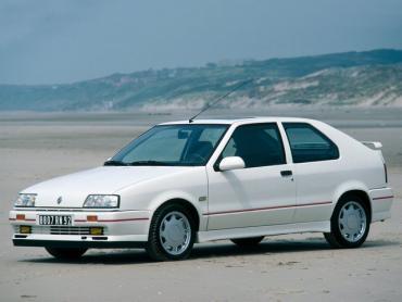 Renault 19 I Хэтчбек 3 дв.