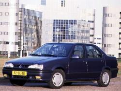 Renault 19II (Europa) Седан