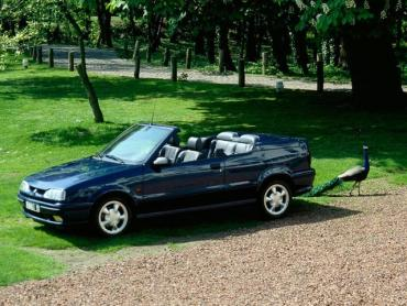 Renault 19 II Кабриолет