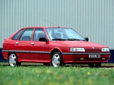 Renault 21 I Хэтчбек 5 дв.