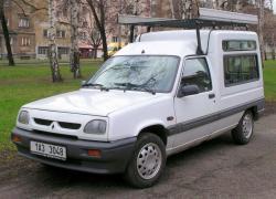 Renault 5II Фургон