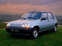Renault 5II Хэтчбек 5дв.