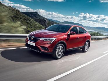 Renault Arkana I I Внедорожник 5 дв.