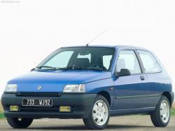 Renault Clio I Хэтчбек 3дв.